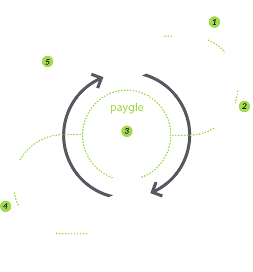 Paygle Efficiencies